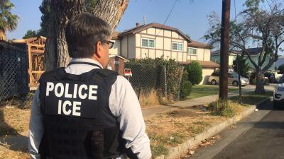 Durante la administración Trump los operativos de ICE han llegado a luga...