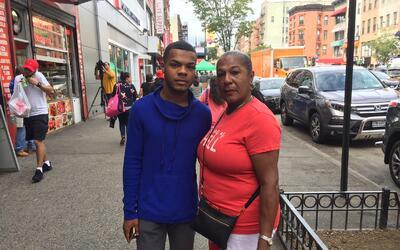 Gloria Rivera y José Roena buscan saber de su esposo y padrino qu...