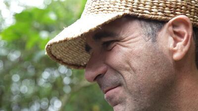 Viajar ligero: el expresidente de McDonald's que hoy es granjero y vegetariano