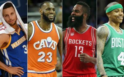 La temporada 2017-18 de la NBA comienza el 17 de octubre.