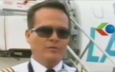 La dramática conversación entre el piloto del avión accidentado en Colom...