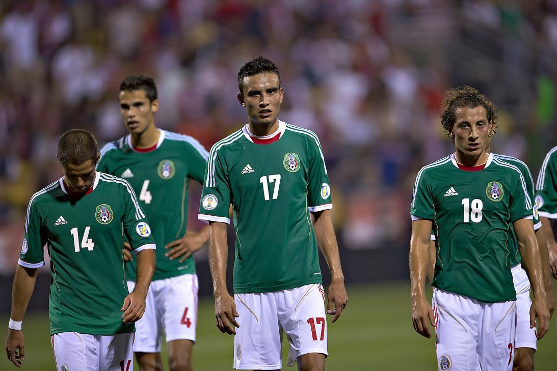 ¿Cuál es el más mexicano de los diseños de las camisetas del 'Tri'? 2013...