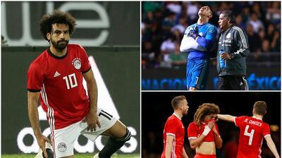 Hugo González, Mohamed Salah y otras víctimas del 'virus FIFA' en la pasada jornada