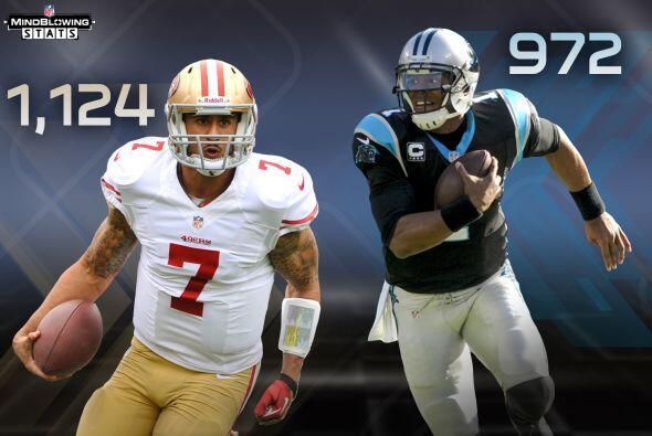 6. Quarterbacks que corren: Este juego contará con los dos mariscales de...
