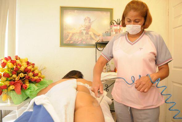 La cosmetóloga de Albornoz confesó que tanto La Guzmán como Silvia Pinal...