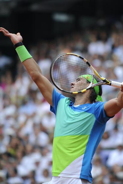 El español Rafael Nadal con 9 triunfos en Grand Slam.