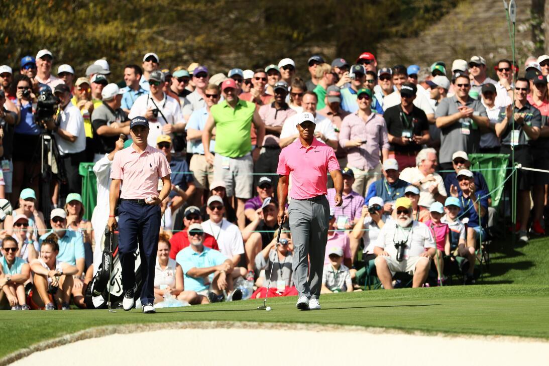 Tiger Woods, el ídolo de las masas del golf que vuelve al Masters de Aug...
