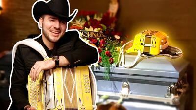 El acordeón que lo acompañó en su ataúd: así nos confesaba Jorge Valenzuela cuanto valoraba su instrumento