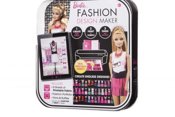 Si tu pequeña es amante de la moda, este set de diseñadora...