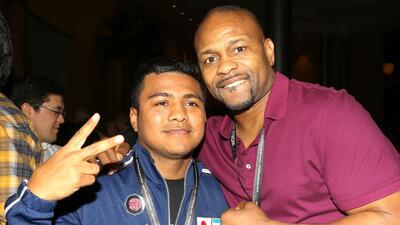 Las estrellas del boxeo se reúnen en la Convención Anual del WBC