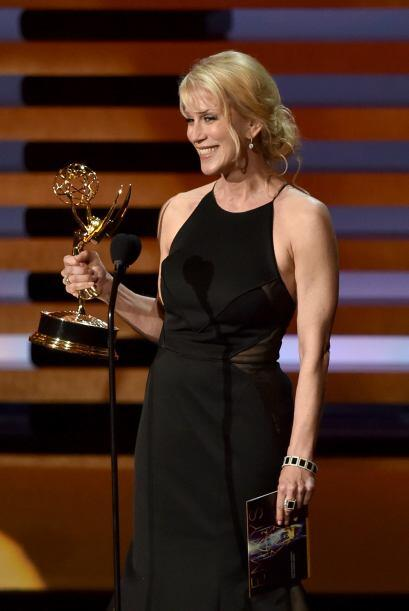 Breaking Bad fue una de las series más premiadas. Moira Walley-Beckett s...
