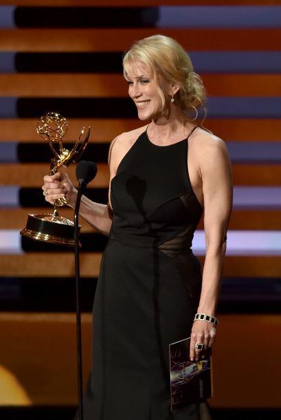 Breaking Bad fue una de las series más premiadas. Moira Walley-Beckett s...
