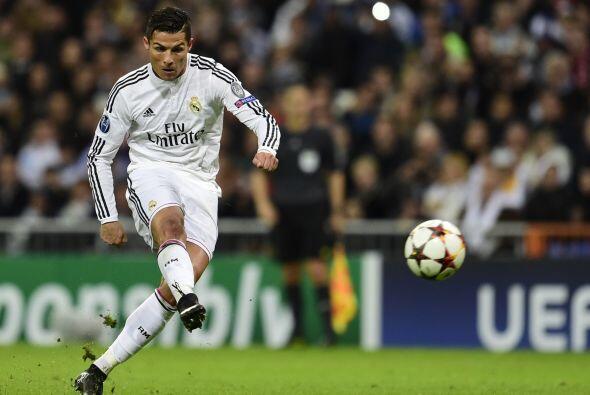 Cristiano Ronaldo intentará mejorar su récord de 71 goles en Champions L...