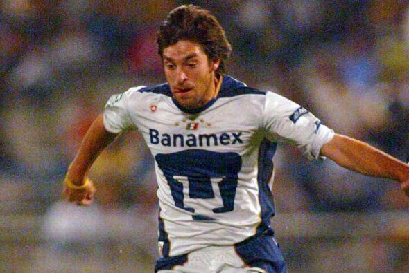 El uruguayo Diego Alonso fue un 'trotamundos'. Jugó en Uruguay, A...