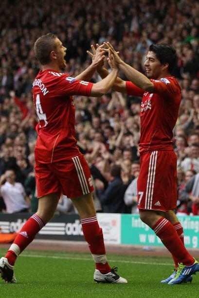 Por otra parte el Liverpool se reencontró con la victoria.