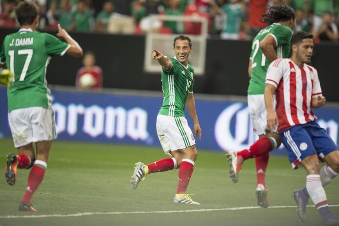 El último México vs. Paraguay se lo quedó el 'Tri' 20160528_8536.jpg