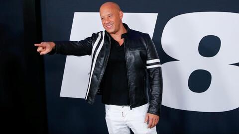 Vin Diesel dice que quiso rodar una gran película en Cuba desde la prime...