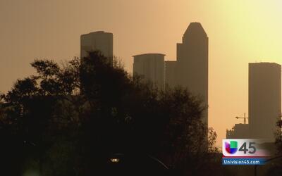 Houston sufre efectos de la crisis del petróleo