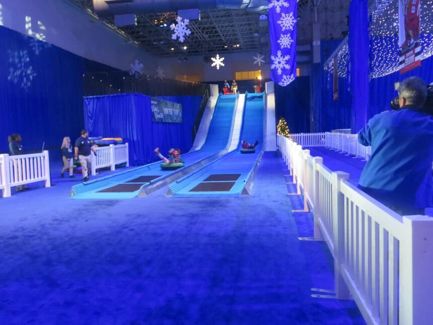 Winter WonderFest listo está listo para abrir sus puertas.