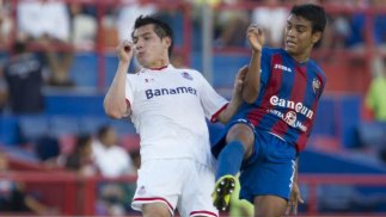 Toluca y Atlante se ven las caras en la Copa MX.