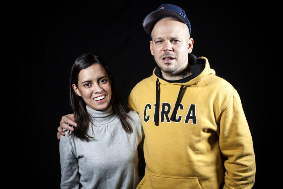"""Residente thinks the Puerto Rican anthem """"sucks"""" so he wrote a song to h..."""