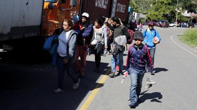 Amenazas, falta de educación y violencia: las razones que han llevado a los hondureños a probar suerte en EEUU