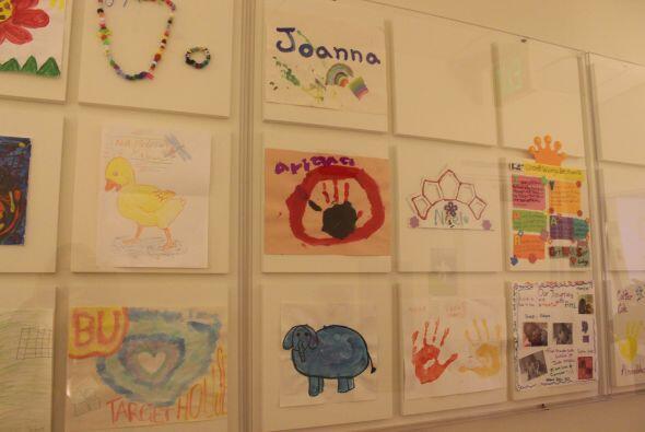 El impresionante arte de los niños. Todos los pacientes del St. Jude han...