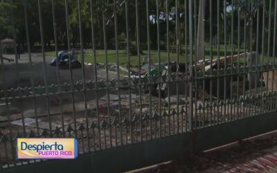 Reabren los portones del recinto universitario de Río Piedras