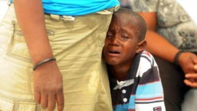 La epidemia de cólera llegó a Puerto Príncipe y las autoridades temen qu...
