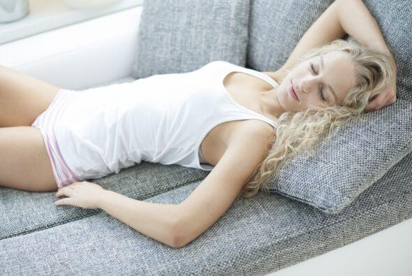 Aún cuando duermes, tu metabolismo sigue trabajando y es cuando m...