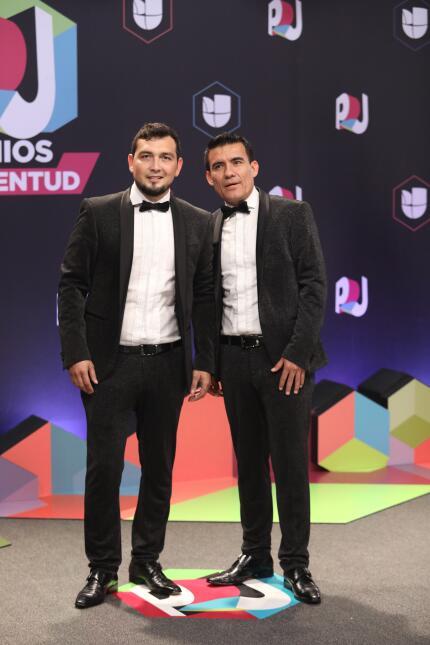 La alfombra de Premios Juventud 2017