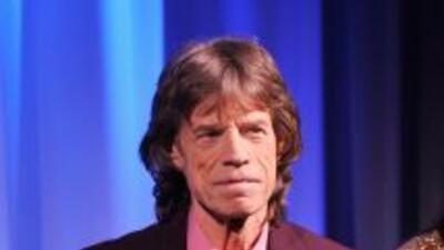 Mick Jagger superó la pérdida de su pareja gracias al apoyo de su famili...