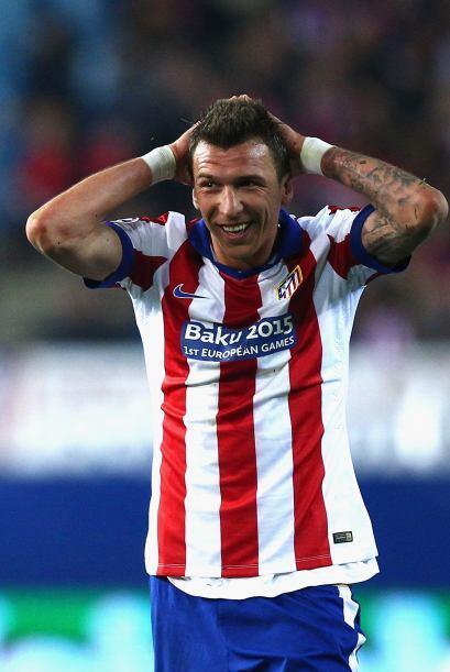 Mario Mandzukic no seguirá en el Atlético de Madrid. En lo que parece un...