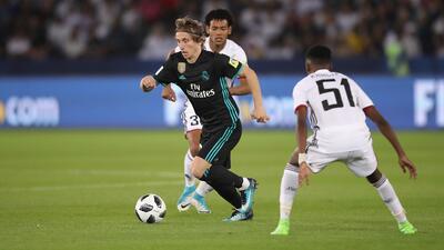 Modric dejaría al Real Madrid por jugosa oferta del Inter de Milán