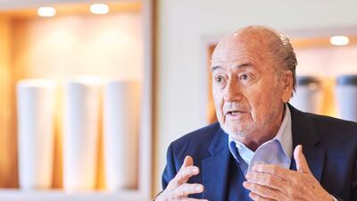 El expresidente de la FIFA asegura que el Mundial de 2026 será en...
