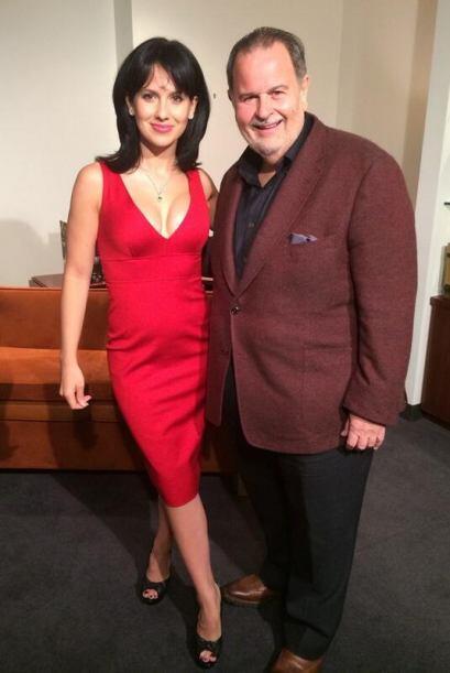Raúl de Molina estuvo con Hilaria Baldwin, esposa del actor Alec Baldwin.