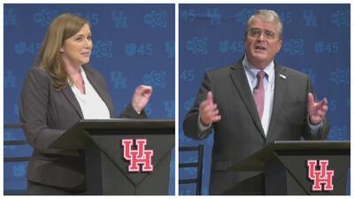 Así fue el debate entre los candidatos al 7 distrito congresional de Texas