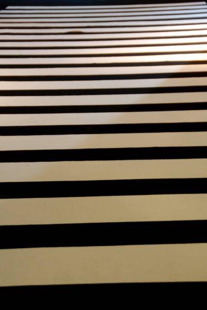 Este es un recorrido por un paso zebra imaginario sobre la historia y lo...