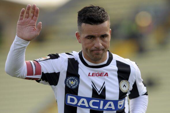 Sus esperanzas estaban enfocadas en lo que hiciera Antonio Di Natale ant...