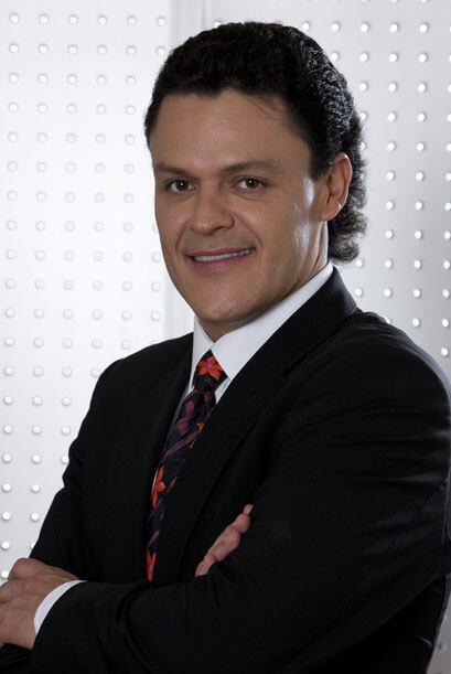 """Los galanes de """"Sangre de Guerreras"""" podrían ser Pedro Fernández y Juliá..."""