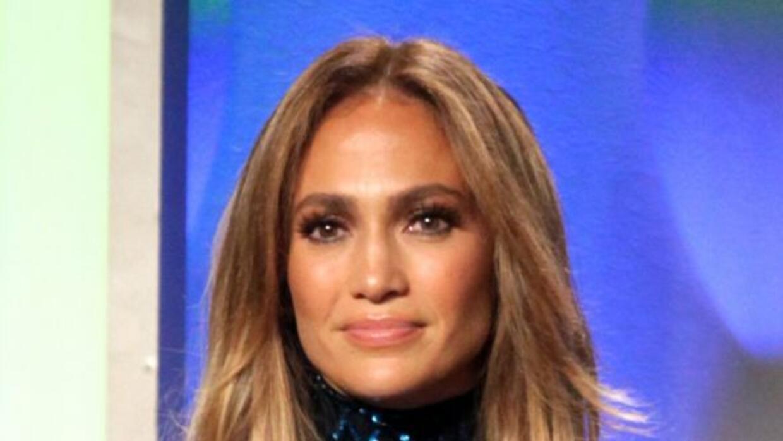 Jennifer Lopez anda enfocada en su último trabajo discográfico.