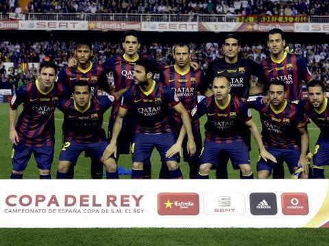 Parece que al Barcelona le ha llegado la hora de una renovación p...