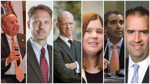 Estos son los siete miembros de la junta de control fiscal conformada tr...