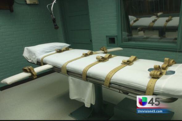 Varios reos condenados a pena de muerte están demandando a Texas por que...