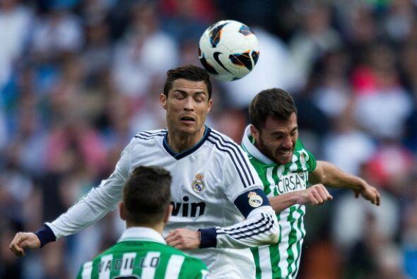 Cristiano no anotó pero dio dos asitencias y estuvo a punto de marcar va...