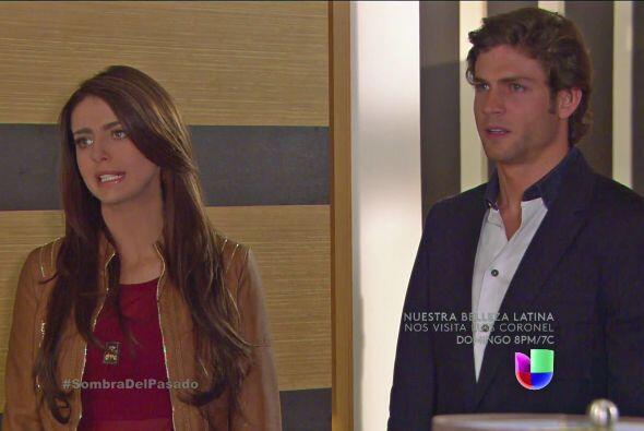 Por otra parte, Aldonza y Renato se metieron en un momento súper incómod...