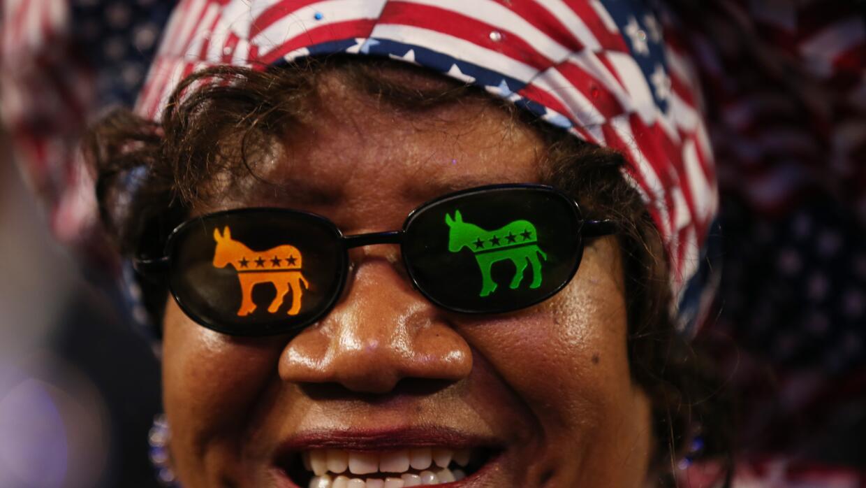 Opinión: Comienzan los debates Demócratas GettyImages-Democratic-Convent...