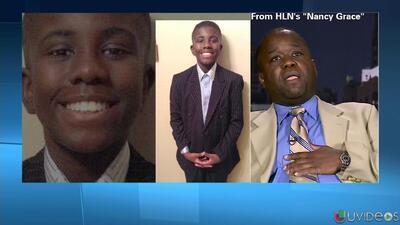 Un padre se entera en vivo por televisión que encontraron a su hijo desa...