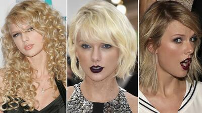 Taylor Swift, de estrella country a fashionista en 10 años