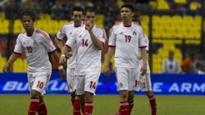 Selección Mexicana de Fútbol.